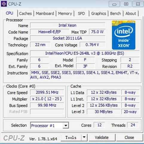 Original Intel Xeon QS Processor E5 2648LV3 1.8GHZ/30MB/12-CORE E5-2648L V3 LGA2011-3 E5-2648LV3 CPU E5 2648L V3 free shipping