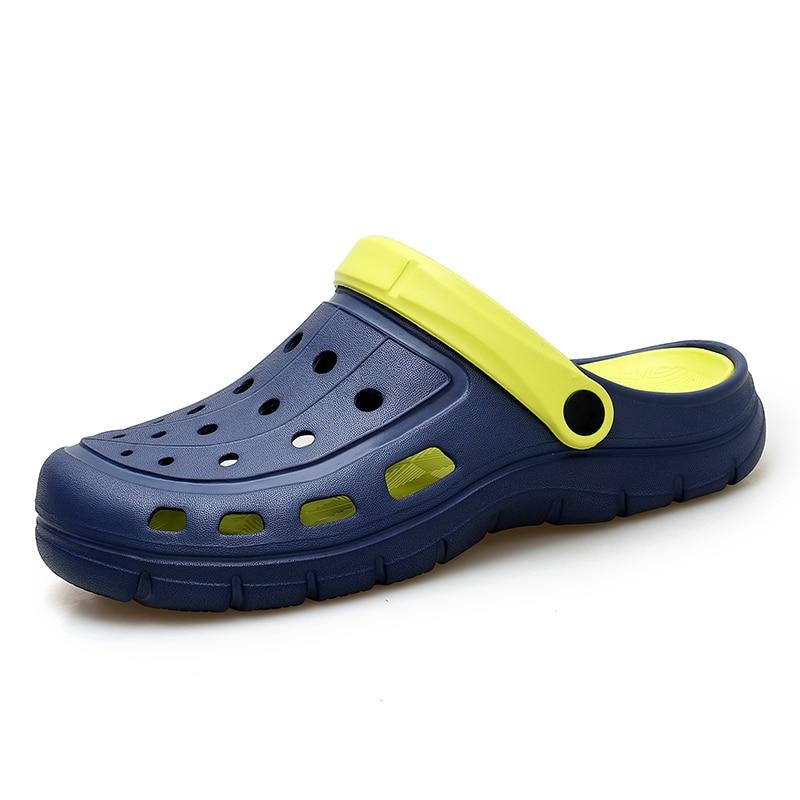 2018 New Fashion Summer Beach Breathable Men Sandals EVA Mens Sandal Man Causal Shoes