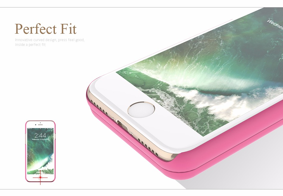 Flip Mirror Card Holder Phone Case for iPhone