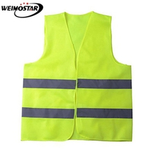 Outdoor Sports Cycling Vest Running Reflective Vest Adjustable Lightweight  Mesh Safety Gear Women Men Jogging( 73abf13be