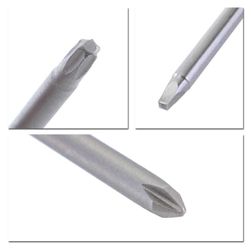 """Juego de brocas de destornillador de 150mm S2 de acero con tornillos cuadrados Torx brocas de destornillador magnéticas para agujero de bolsillo Jig 1/4 """"vástago hexagonal"""