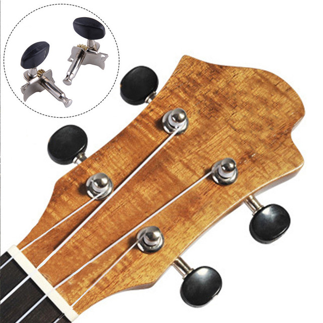 Ukulele Tuning Pegs Mini Guitar Tunning Pegs 2r 2l Tuner Machine