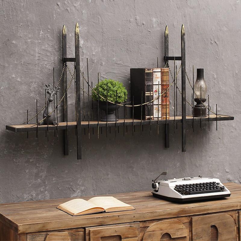 Storage, Industrial, Overpass, Shelf, American, Decoration