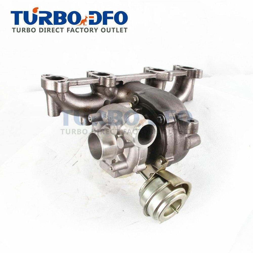 Balanced New Turbo Charger For VW Beetle Bora Golf IV Sharan 1.9 TDI ALH AHF AUY AJM AFN 713672 038253019C 038253019A 03G253016K