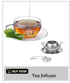 Nouvelle qualit/é 2Pcs Inoxydable Acier Inoxydable Boule De Th/é Tea Filter/_ Argent