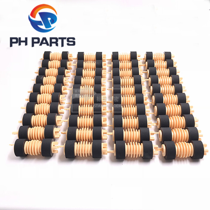 12X Paper Feed Pickup Roller for Xerox 133 C123 C128 1632 2240 3535 5500 5550 <font><b>7700</b></font> 7760 5225 5230 7228 7232 7235 7245 7328 7335 image