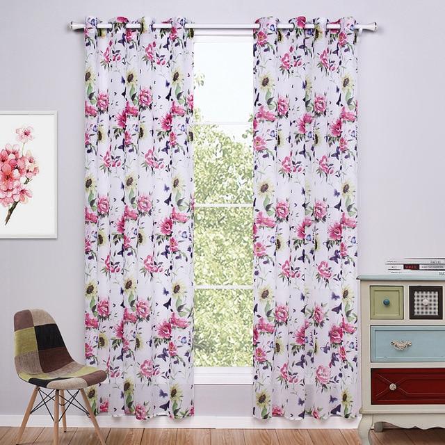 Aliexpress.com : Buy Fashion Multicolor Spring Flowers Pattern ...