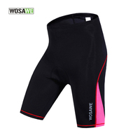 WOSAWE Women Cycling Shorts Padded Quick Dry Sportswear Maillot Ciclismo Cycling Clothes China Mountain Bike Shorts