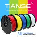 3D нить 1,75 мм длиной 400 м PLA печатный материал для 3D принтера 3D Ручка ABS пластик расходные материалы материал много цветов MakerBot