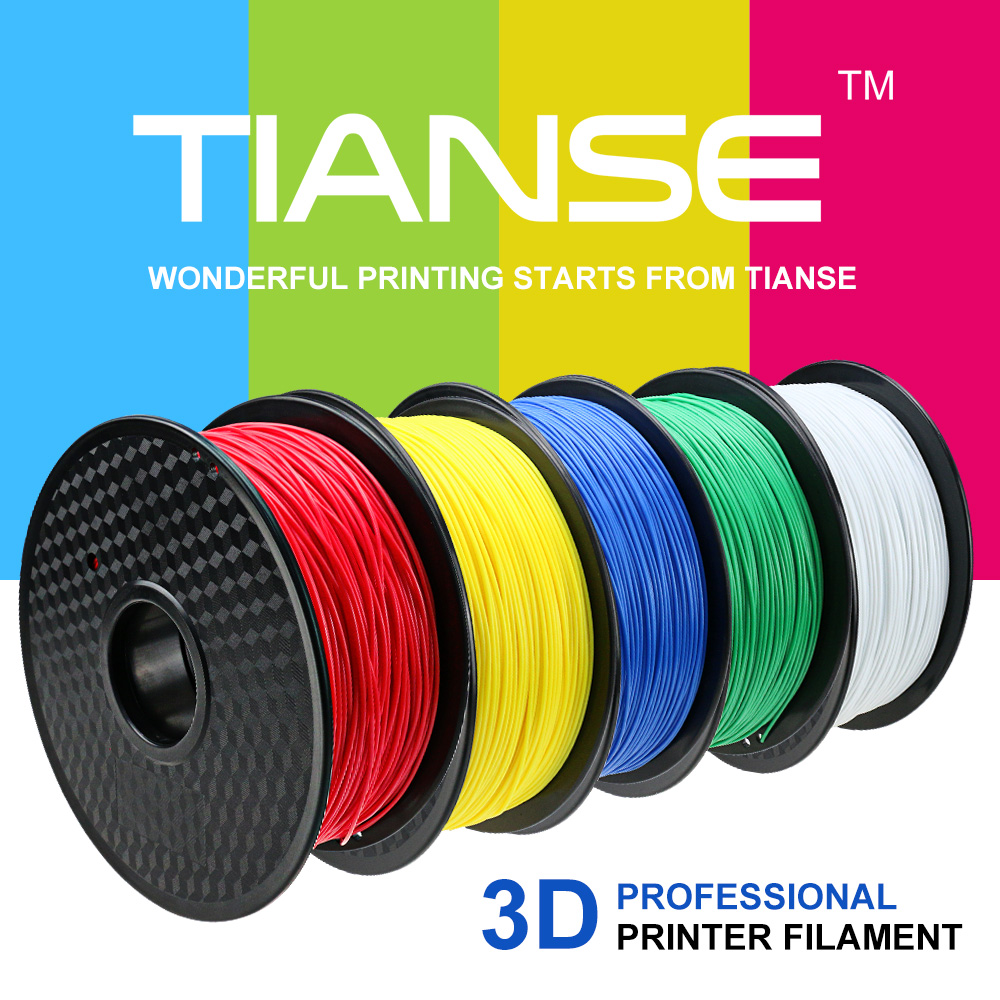 3D Filament 1.75mm 400M long PLA printing material for 3D printer 3D pen ABS Plastic consumables material more color MakerBot цена