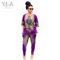Yilia 2016 New Women Casual Summer Dress Purple Maxi High Waisted Sleeveless Flower Print Skater Dresses