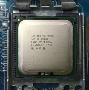 Image 3 - Четырехъядерный процессор Intel socket 775 Xeon X5460 x5460, 3,16 ГГц, 12 МБ, 1333 МГц, работает на материнской плате LGA 775