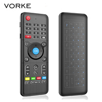 H1 Full 2 4GHz Air Mouse With Backlight Touchpad Keyboard 6 Axis Gyro For Andriod Windows
