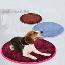 2019 Warm Pet Blanket Dog Cat Sleep Mat Soft Long Plush Carpet Dog Bed Puppy Cushion Small Large Dog Soft Lightness HomeDecorate