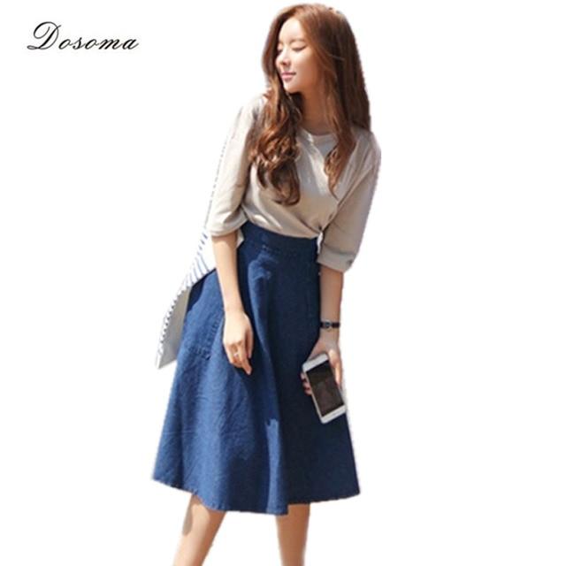 Beautiful New Fashion Brand 2016 Summer Skirts Womens Korean Style Transparency