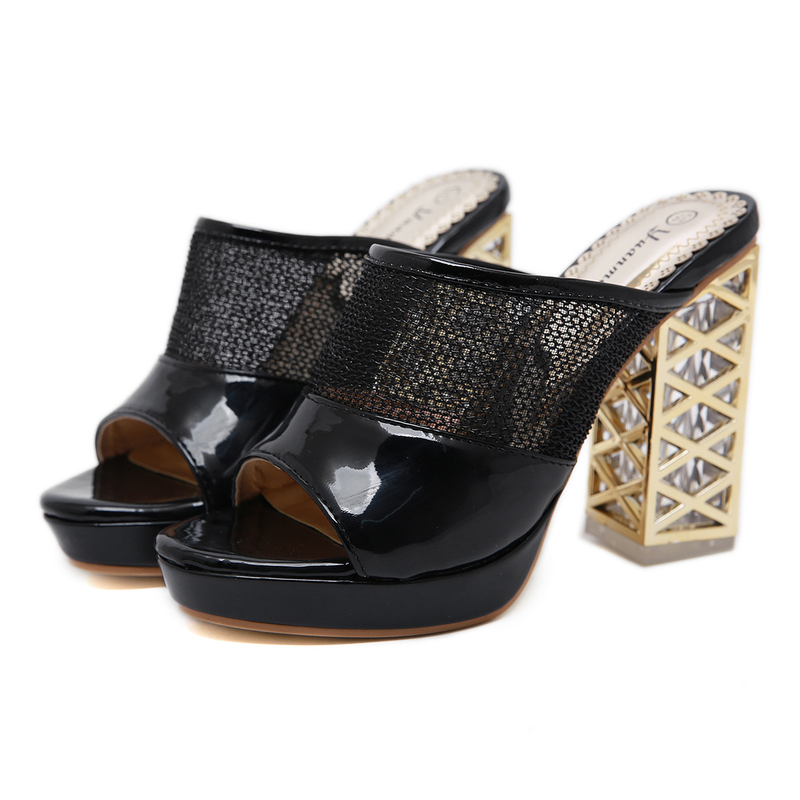 Summer Platform Sandals 2019 Fashion Women Gladiator Sandal Wedges Shoes Casual Woman Peep Toe Black Platform Sandals 33