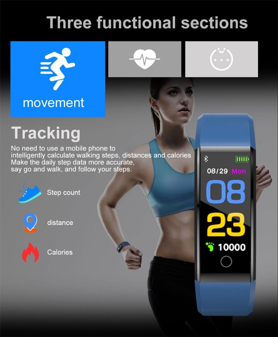 HTB1.vKcE1GSBuNjSspbq6AiipXaz LIGE New Smart Watch Men Women Heart Rate Monitor Blood Pressure Fitness Tracker Smartwatch Sport Smart Bracelet for ios android