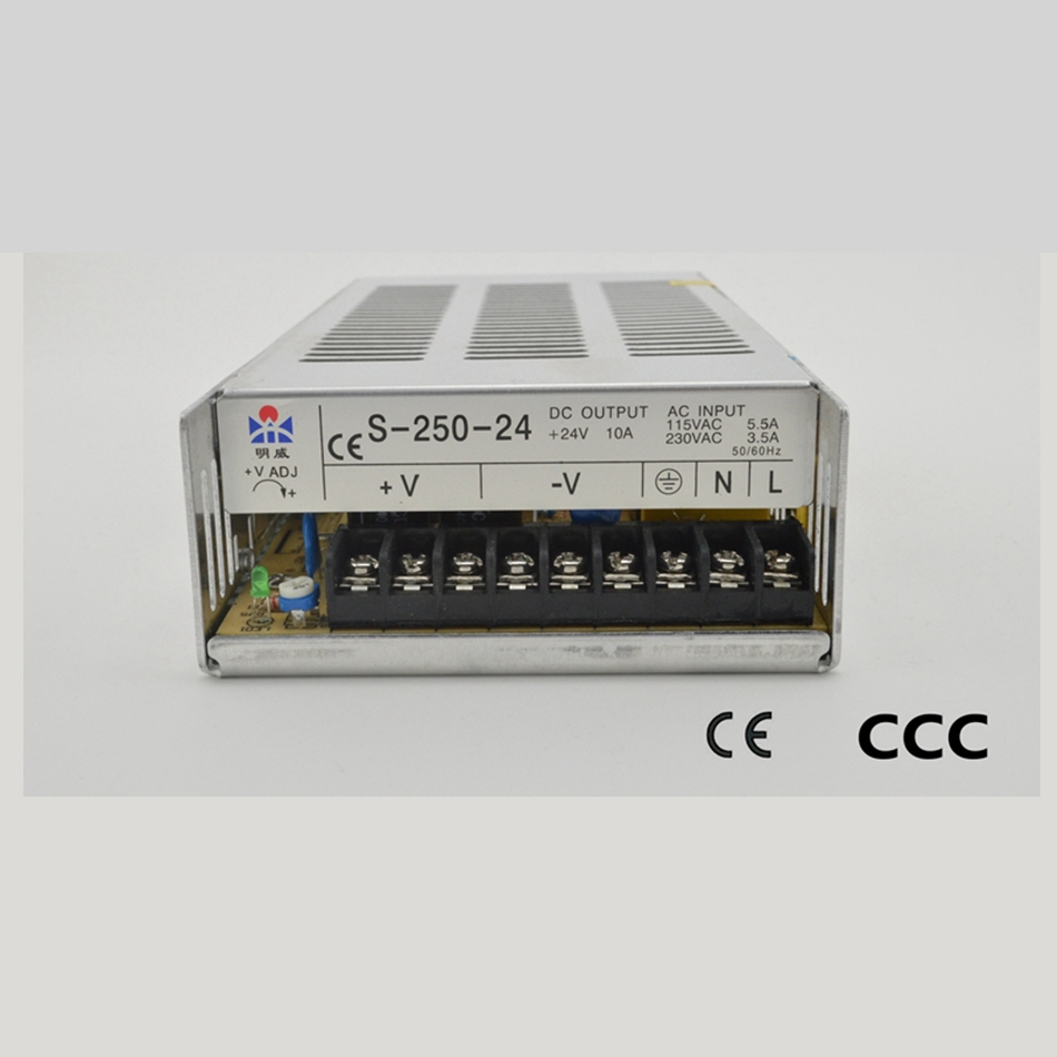 ac to dc cost singIe output reIiabIe 5v 250w  S-250-5 40a  mode  CE yueqing Ied driver source switching power suppIy voIt ac to dc woderfui universai 100w singie output s 100 mode manufturer s 100 27 ied driver source switching power suppiy voit