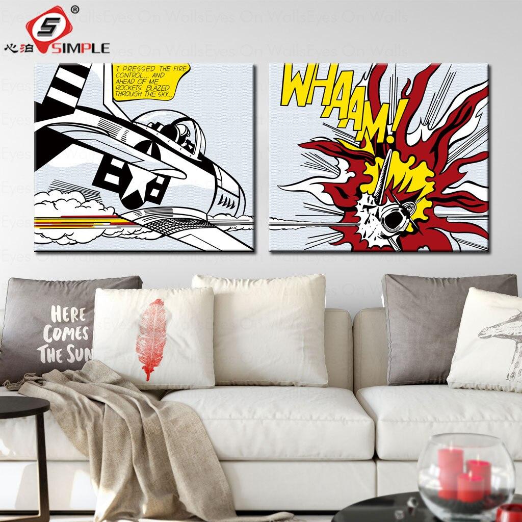 popular simple pop art buy cheap simple pop art lots from china simple pop art