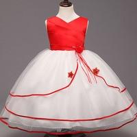 Baby Girls Dress Brand Girls Wedding Dress Lace Princess Dress For Girls Clothes Kids Dresses Children