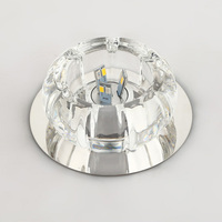 High Quality Modern Crystal Ceiling Lamp 3W 5W LED Corridor Light Hallway Lamps For Bedroom Living