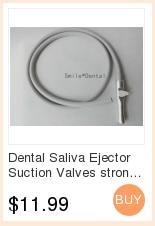 Click here!! 2 sets Dentaire Salive Valve SE HVE Vide Pivotant Pièce À Main  Sauction Poignée et Valve 14bc79e767fc