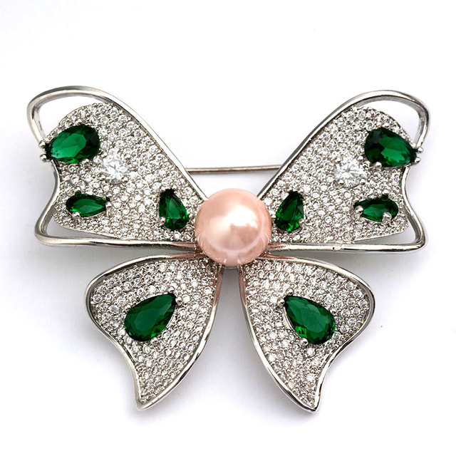 Tisvina Butterfly Brooches...