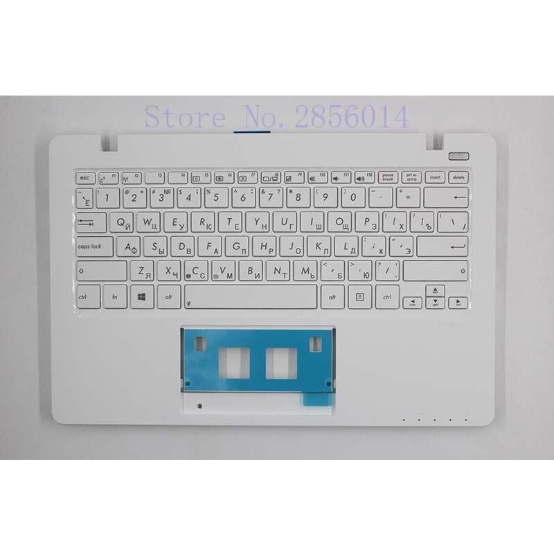 RU laptop keyboard For ASUS F200 F200CA F200LA F200MA X200 X200C X200CA X200L X200LA X200M X200MA R202CA R202LA Palmrest Cover все цены