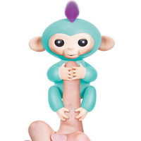 Hot Sell Cute Full Function Fingerlings Interactive Baby Monkey Toy Fingers Llings Smart Induction Toy Kids