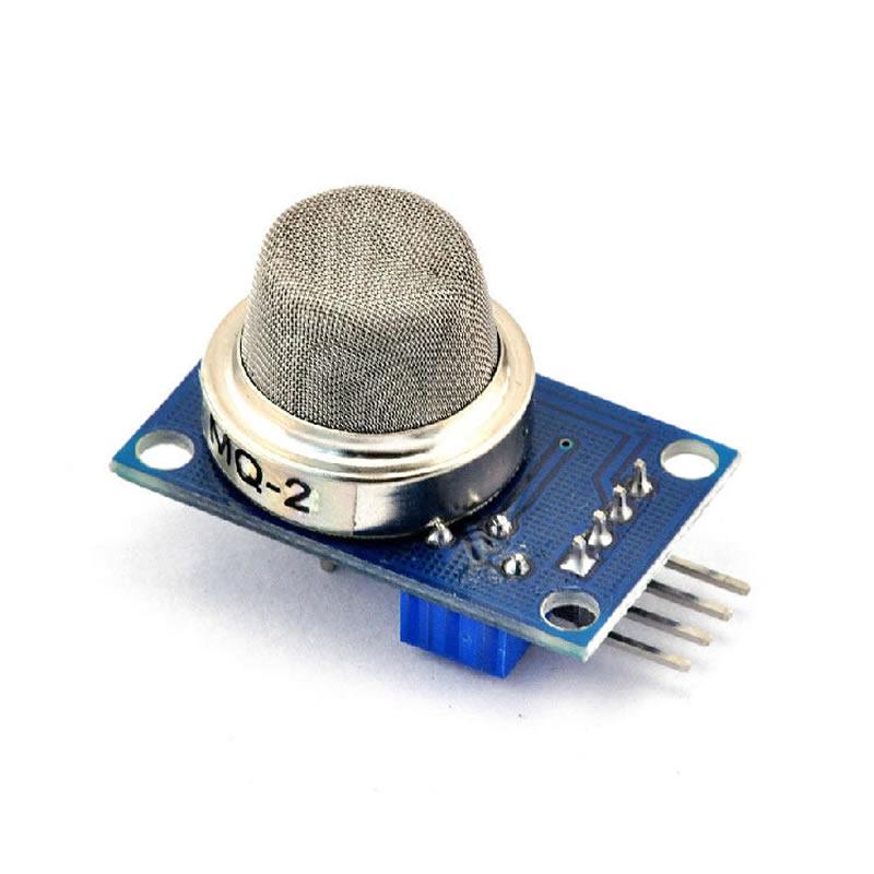 Free shipping MQ-2 MQ2 Smoke Gas LPG Butane Hydrogen Gas Sensor Detector Module ...