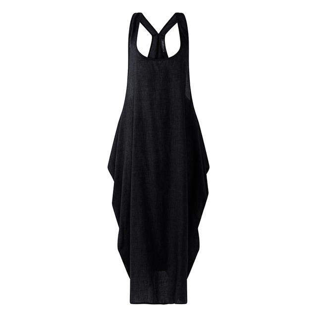 Vintage Women Summer Dress...