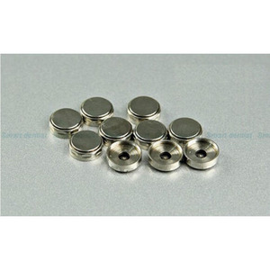 New 10 pcs Dental high speed handpiece back caps cover for NSK pana air mini head push button