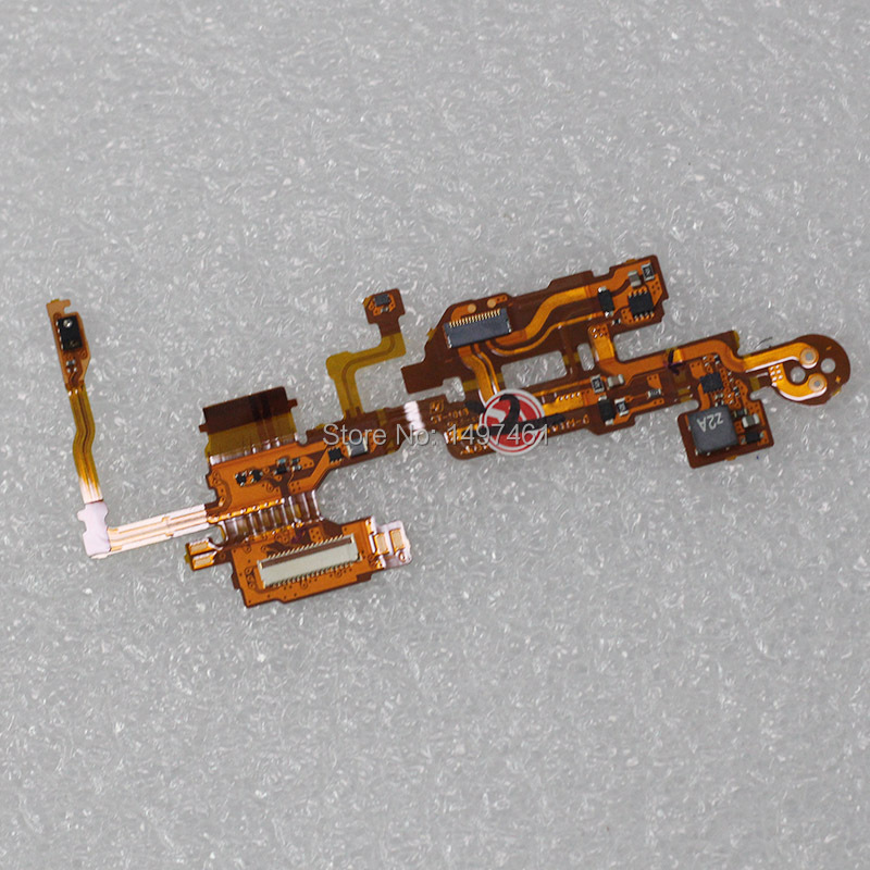 Connect Flash control flex cable assembly repair parts for Sony ILCE-6000 A6000 Camera