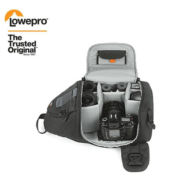 Fast shipping Genuine Lowepro SlingShot 200 AW DSLR Camera Photo Sling Shoulder Bag with all Weather
