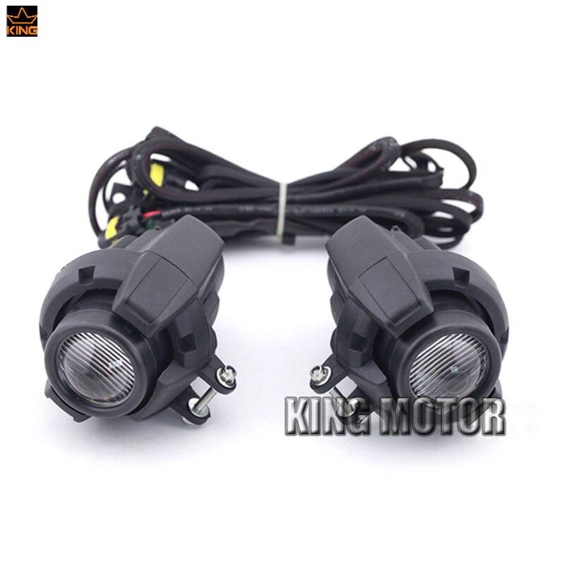 Para honda crf 1000 crf1000 accesorios de motos frente cabeza de luz auxiliar de