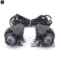 For HONDA CRF 1000 CRF1000 Motorcycle Accessories Front Head Light Driving Aux Lights Fog Lamp