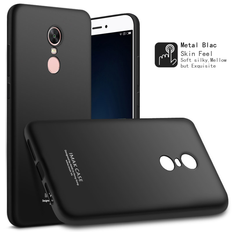 huge selection of 8f6b4 5f034 US $6.49  for Redmi Note 4X Imak Shock Resistant Case For Xiaomi Redmi Note  4X Full Coverage Soft Case for Redmi Note 4X Coque Funda +Film-in Fitted ...