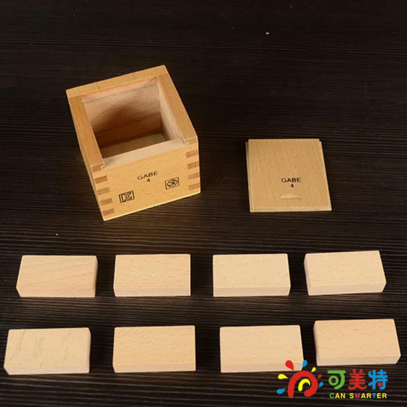 Froebel Education GABE 4  Beech Wood  Sensory toys Early educational toys Can Smarter Free Shipping lego education 9689 простые механизмы