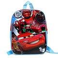 IVI Coche de Dibujos Animados Bolsa de La Escuela Para Niños Mochila de Kindergarten Bolso De Escuela Del Bolso Del Bebé mochila infantil Con Estilo Envío Gratis