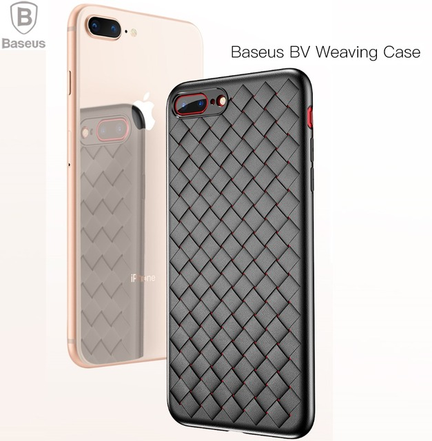 baseus brand fashion bv weaving case for iphone 8 8 plus 7 7baseus brand fashion bv weaving case for iphone 8 8 plus 7 7
