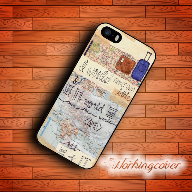 coque iphone x map monde