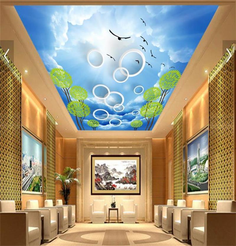 circle room wallpaper - photo #12
