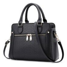 Women Bag Handbags Shoulder Bags Pu Leather Serpentine Pouch Elegant S Messenger Sac