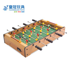 ALHGWJ12 Wooden table football bar entertainment game table children home parent-child interaction game kid gifts