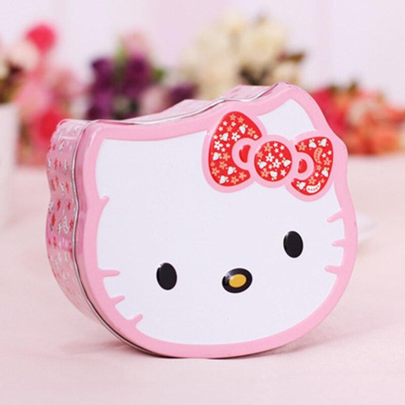 1pc Cute Kitty Mini Box Candy Storage