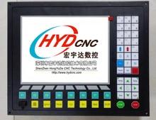 Лучшая система контроллера ЧПУ для плазменной/пламенной резки с ЧПУ HYD-2300A
