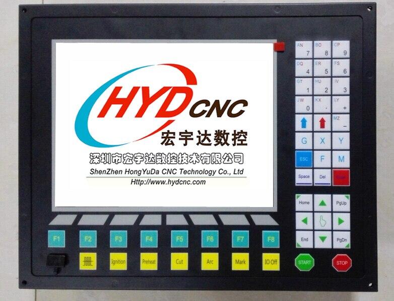 Melhor sistema controlador cnc para cnc plasma/chama cortador HYD-2300A