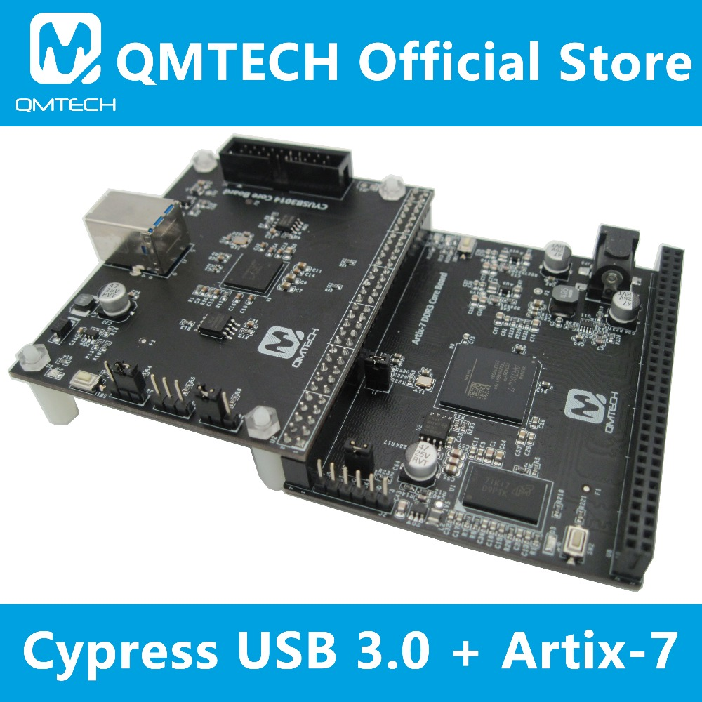 Demo Board & Accessories Back To Search Resultscomputer & Office Qmtech Cypress Cyusb3014 Usb 3.0 Development Board && Xilinx Artix7 Fpga Xc7a35t Activating Blood Circulation And Strengthening Sinews And Bones