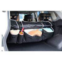 Car Rear Seat Storage Bags Trunks Hanging Bags Car Storage With High Quality Kid Toys Sundries Storage Bag