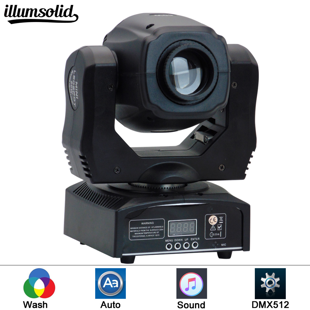 (1 pieces/lot) china moving head led stage lighting effect for sell 60w led mini moving head spot light ,led moving head 60w 60w moving head mini spot led moving head stage light dmx 12ch with prism